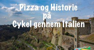 Pizza og Historie på Cykel gennem Italien