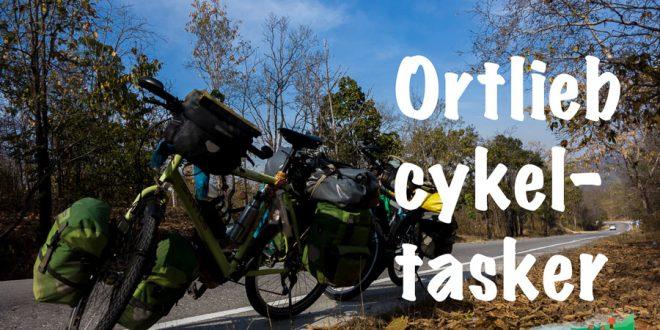 Anmeldelse af: Ortlieb cykeltasker